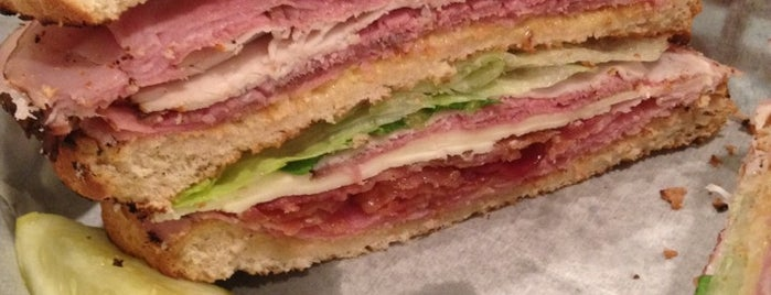 Honeydew Deli & Café is one of Places to go in Fayetteville.