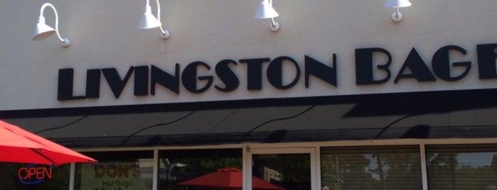 Livingston Bagel is one of Posti che sono piaciuti a Stuart.