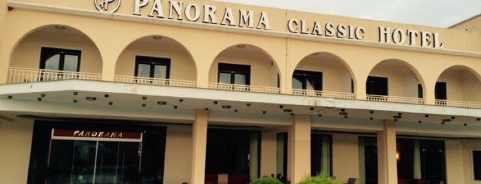 Panorama Classic Hotel Alexandroupoli is one of Locais salvos de Naci.