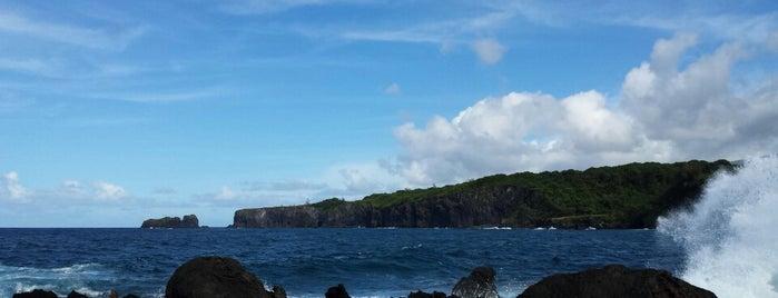 Road To Hana is one of Maui.