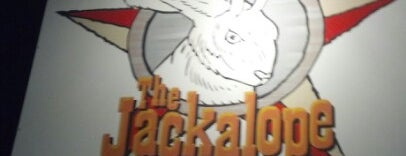 The Jackalope is one of SXSW 2013.