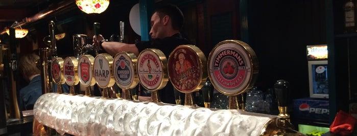 Harat's Irish Pub is one of Volosatik : понравившиеся места.