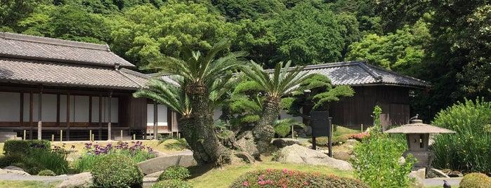 Sengan-en is one of 鹿児島探検隊.