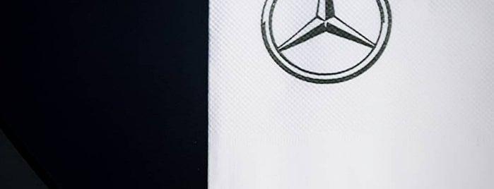 Mercedes-Benz Chanthaburi is one of Kanokporn'un Beğendiği Mekanlar.