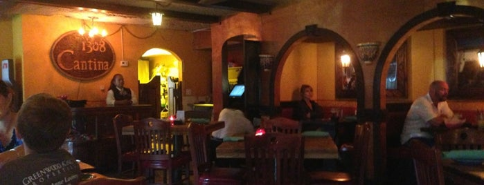 El Tiempo Cantina - Montrose is one of Houst-on.com | Mexican Restaurants.