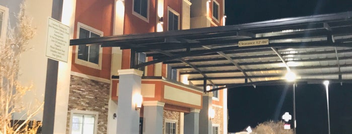 Best Western Plus North Odessa Inn & Suites is one of West Texas: Midland to El Paso.