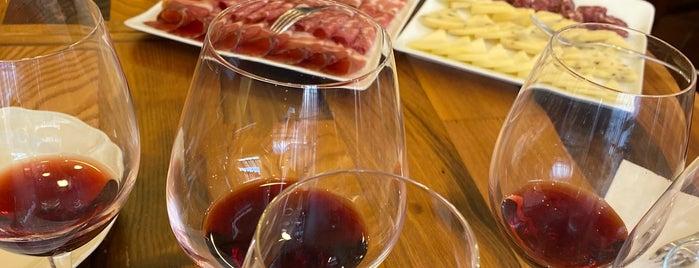 De'Ricci Wine Cellar is one of Montepulciano.