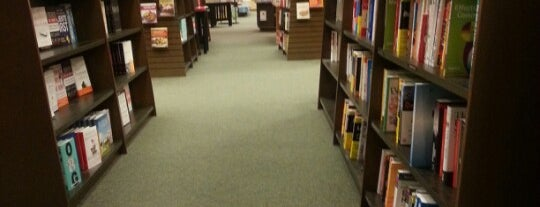 Barnes & Noble is one of Favorite Places.