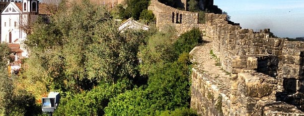 Castelo de Óbidos is one of Andre 님이 좋아한 장소.