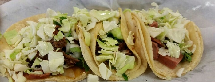 Lulu's Taco Shop is one of mexican restaurants.