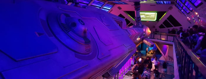 Hyperspace Mountain is one of Orte, die Ricardo gefallen.