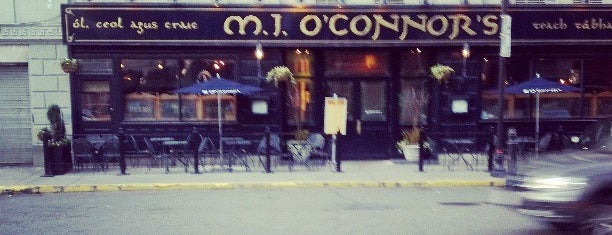 MJ O'Connor's is one of Hard's Liked Places.