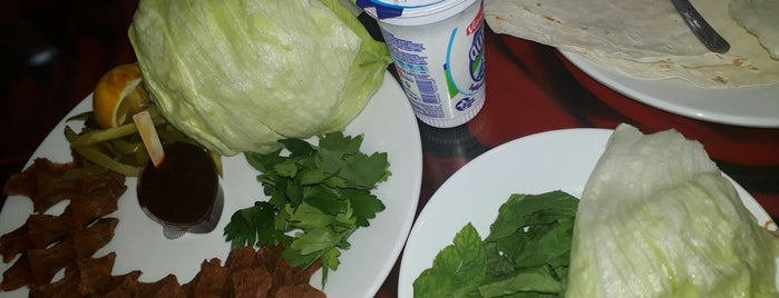 Meşhur Adıyaman Çig Köftecisi is one of Posti che sono piaciuti a Ilker.