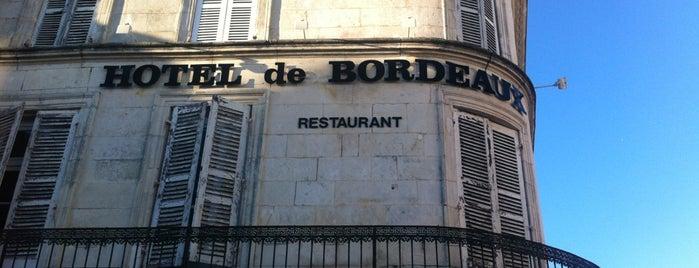 Hôtel de Bordeaux is one of José'ın Beğendiği Mekanlar.
