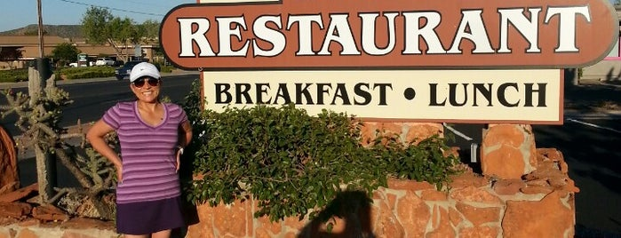 Coffee Pot Restaurant is one of Sedona.