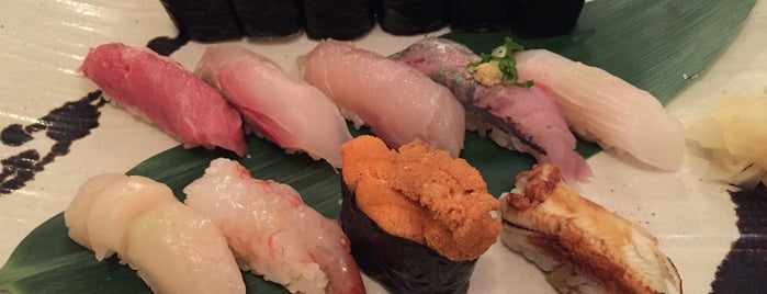Hasaki is one of Manhattan To-Do's (Between Houston & 34th Street).