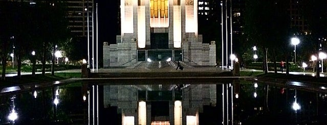 ANZAC War Memorial is one of Sydney Sightseeing.