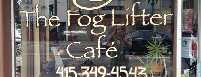 The Fog Lifter Café is one of Dranks.