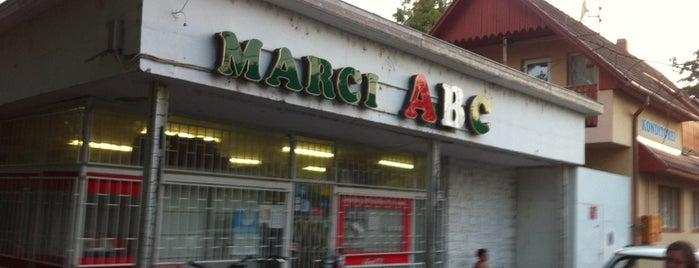 Marci abc is one of Orte, die Adam gefallen.