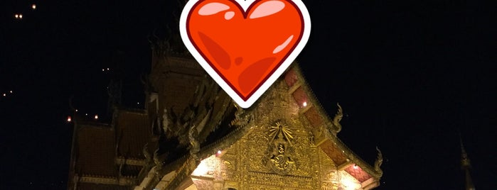 Wat Bupparam is one of Awesome Chiang Mai.