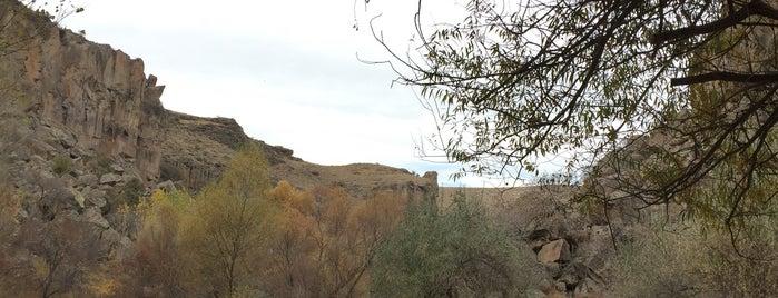 Diker Çay Bahçesi is one of Breathtaking Cappadocia/Kapadokya.