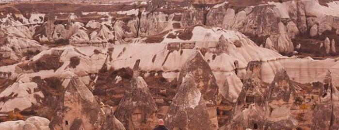Göreme Panorama is one of Breathtaking Cappadocia/Kapadokya.