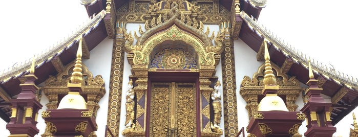 Wat Raja Montean is one of Awesome Chiang Mai.