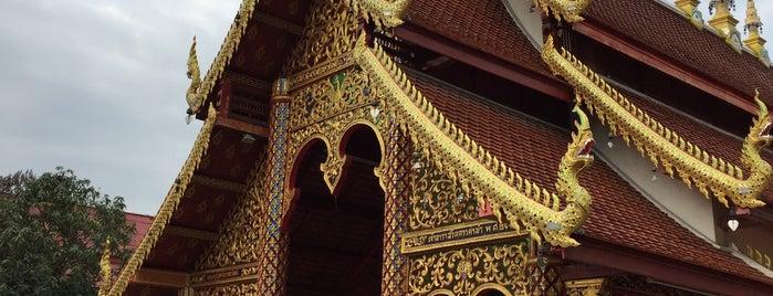 Wat Kuan Ka Ma is one of Awesome Chiang Mai.