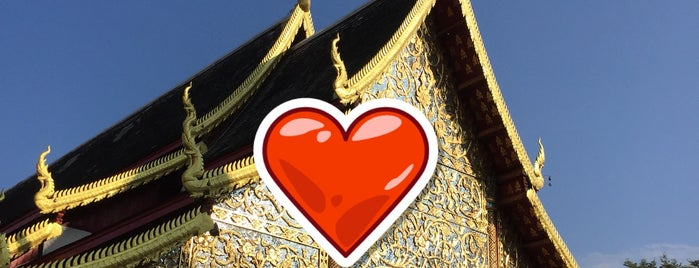 Wat Chiang Man is one of Awesome Chiang Mai.