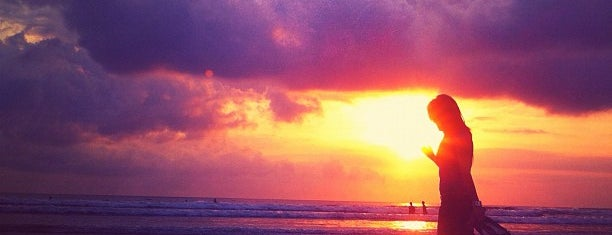 Pantai Legian is one of Bali.