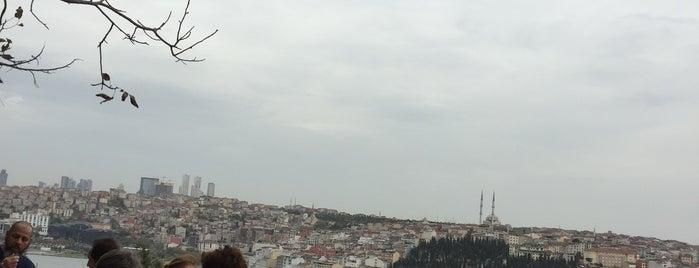 Pierre Loti Tarihi Kahve is one of Amazing Istanbul.