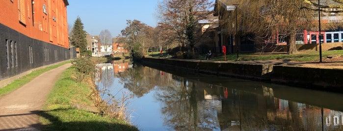 Riverside Walk is one of Posti che sono piaciuti a Del.