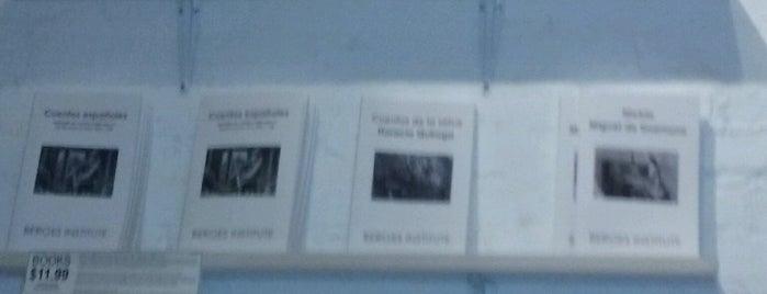 Berges Institute Spanish Classes is one of Locais curtidos por Asli.