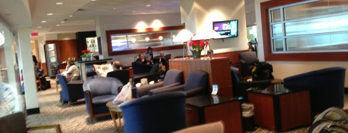 Delta Sky Club is one of Locais curtidos por N.
