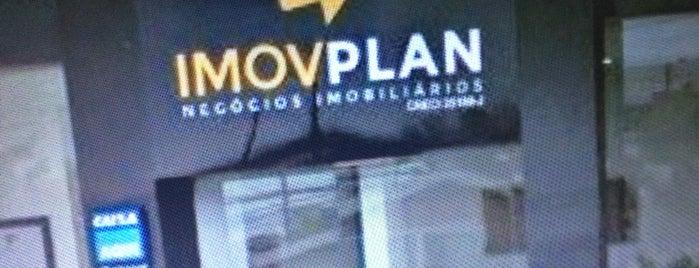 IMOVPLAN Negócios Imobiliários is one of Renata'nın Beğendiği Mekanlar.