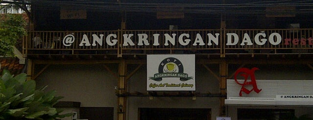 Angkringan Dago is one of My Lovely Place Ever !.