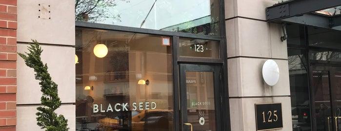 Black Seed Bagels is one of 🅱🅰🅱 님이 저장한 장소.