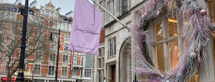 Jenny Packham is one of London.