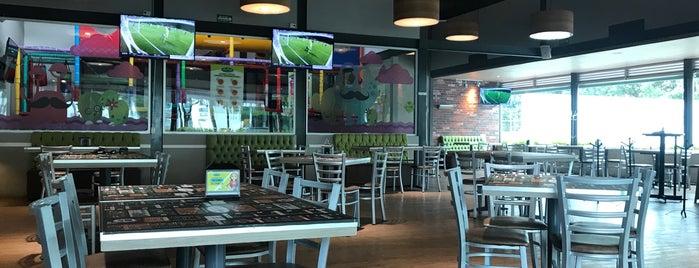 Don Pancho is one of Restaurantes Con Juegos.