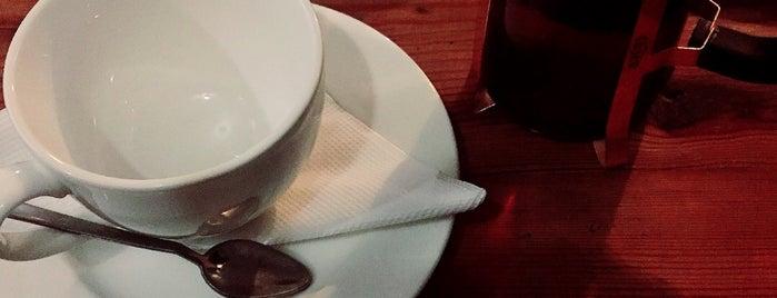 The Baba Coffee is one of Locais curtidos por Merve.