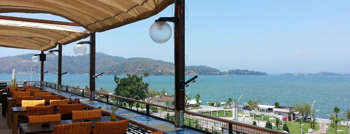 Cafe Park Teras is one of Fethiye.