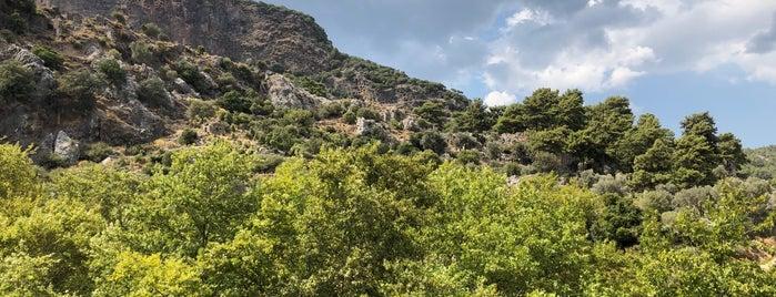 Pınara Antik Kenti is one of Fethiye/Meğri ⛵️.