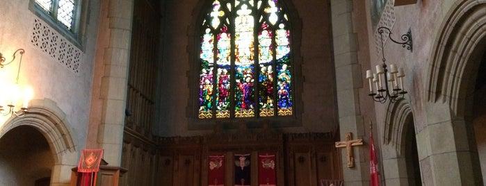 Birks Heritage Chapel McGill is one of **Montréal**.