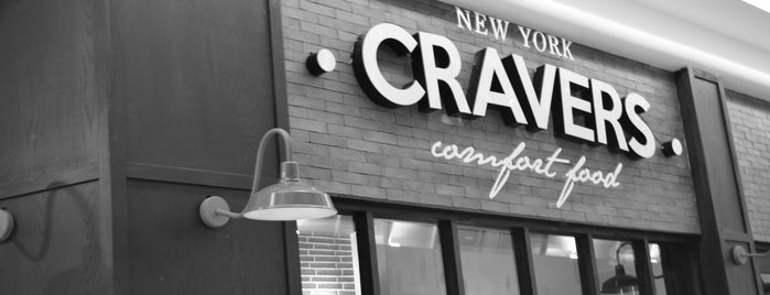 New York Cravers is one of Lugares favoritos de Yael.