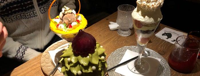 夜パフェ専門店 パフェテリア パル is one of Shigeoさんのお気に入りスポット.