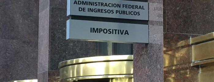 Administración Federal de Ingresos Públicos (AFIP) is one of Orte, die Juan gefallen.