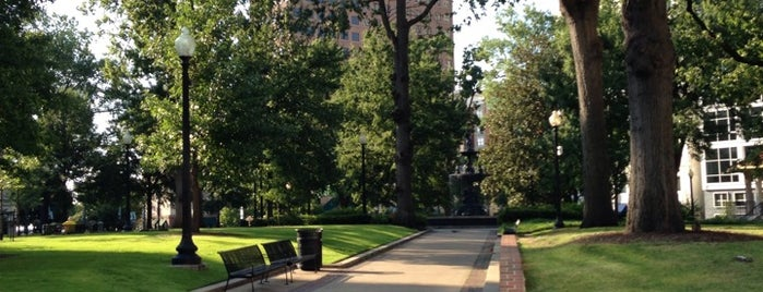 Court Square is one of Top picks for Great Outdoors in Memphis.
