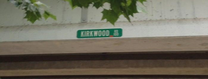 Kirkwood & Buffalo Bayou Bike Trail is one of Locais salvos de PedalHouston.