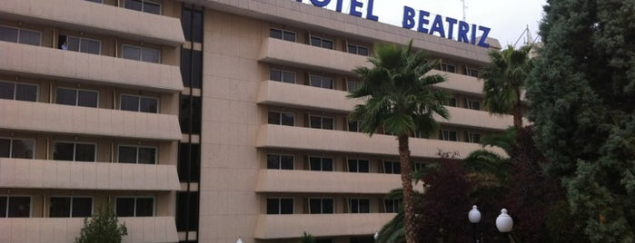Hotel Beatriz is one of Hoteles donde estuve.