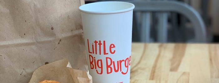 Little Big Burger is one of Lieux qui ont plu à Cusp25.